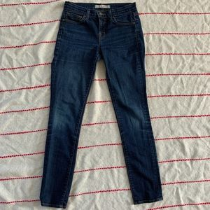 J Brand 811 Skinny Jeans Pure Mid-Rise Size26